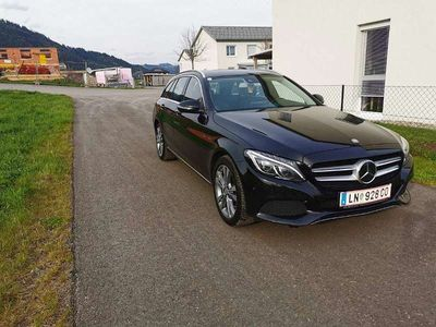 gebraucht Mercedes C250 d BlueTec Avantgarde Kombi / Family Van