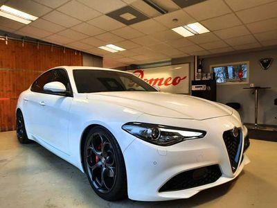 gebraucht Alfa Romeo Giulia Super 2,2 150PS AT RWD 8-Gang Automatik !
