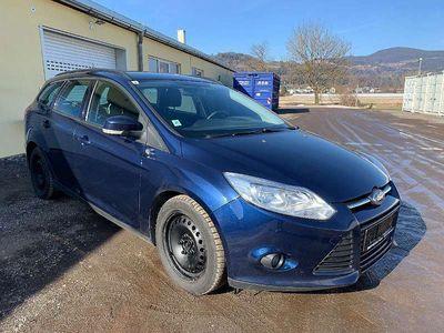 gebraucht Ford Focus Traveller 1,6 TDCi ( Top Ausgestattet )** Kombi / Family Van