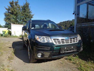 gebraucht Subaru Forester 2,0D Comfort