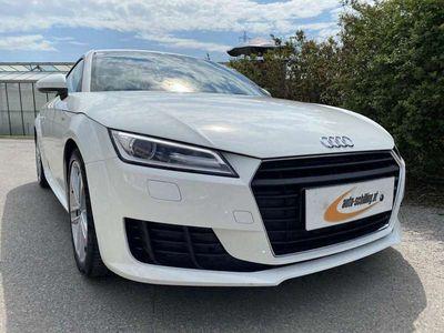 gebraucht Audi TT 2.0 TFSI Coupe S-Line Pakete *viele Extras* MMI