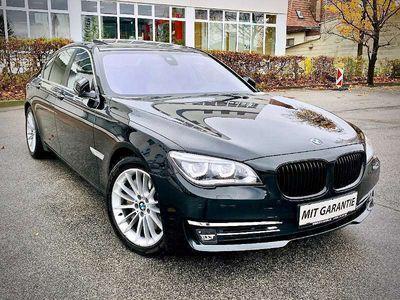 gebraucht BMW 750 Allrad Diesel (F01) xDrive Aut.**-GARANTIE**TOP