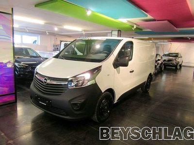 used Opel Vivaro L1H1 1,6 BiTurbo CDTI Ecotec BI 2,9t S/S Edition E