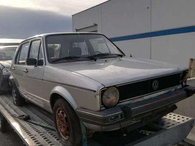 gebraucht VW Golf GL (GLS)