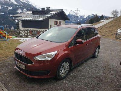 gebraucht Ford Grand C-Max C-MAXTrend 1,0 EcoBoost Kombi / Family Van