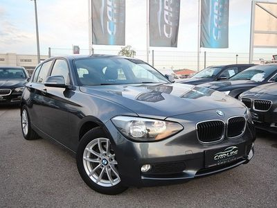 gebraucht BMW 116 d Efficient Dynamics Edition, Keyless Go, Tempomat, Navig