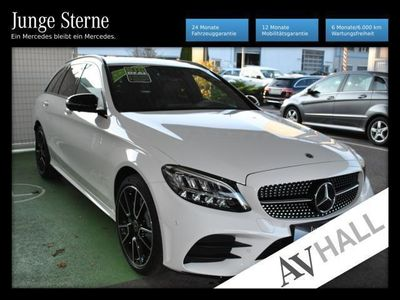 gebraucht Mercedes C200 Coupe Knieairbag*Pano.-Dach 360° Night LED N