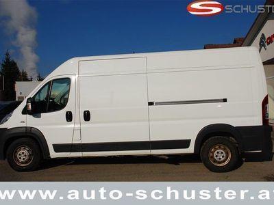 brugt Fiat Ducato Kasten Maxi L3H2 + AHK + 2 x Schiebetüren