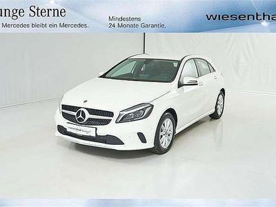 brugt Mercedes A180 A-Klassed Aut. Limousine,