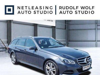 used Mercedes E350 BT 4M Avantgarde+Comand+AHK+ILS+SHD+EUR6
