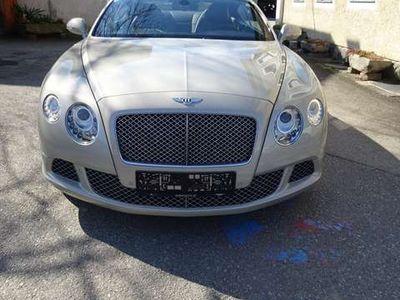 gebraucht Bentley Continental GT W12 Sonderfarbe Sand !!