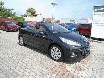 gebraucht Peugeot 207 CC Ö3 Edition 1,6 VTi 16V Cabrio / Roadster,