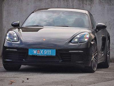 gebraucht Porsche 718 CaymanCayman S Sportwagen / Coupé,