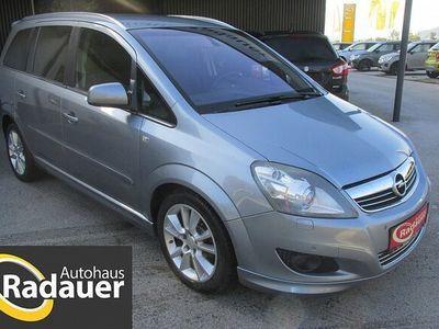 gebraucht Opel Zafira 1,6 Cosmo