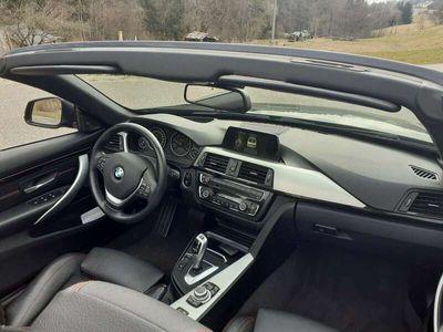 gebraucht BMW 420 4er-Reihe Cabrio Diesel (F33) Cabrio Sport Line