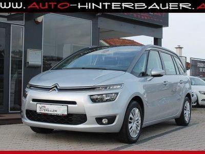 gebraucht Citroën Grand C4 Picasso e-HDi 115 ETG Seduction *Automatik, Freisprechein