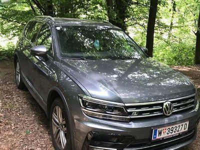 gebraucht VW Tiguan Allspace R-Line SUV / Geländewagen