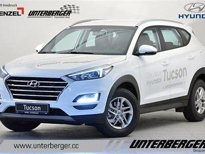 gebraucht Hyundai Tucson 1,6 CRDI 4WD Level 3 DCT Aut. SUV / Geländewagen,