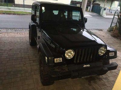 gebraucht Jeep Wrangler Tj 4.0 SUV / Geländewagen