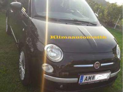 gebraucht Fiat 500 Lounge mit Klimaautomatik!!!