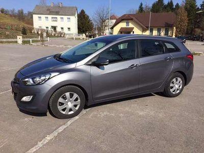 gebraucht Hyundai i30 CW 1,4 CRDi Europe DPF