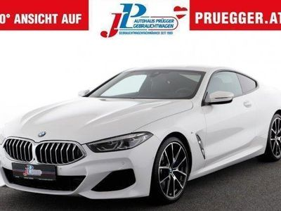 gebraucht BMW 840 d xDrive Coupe Autom M-SPORT NAVI LED HUD 20zol