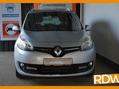 gebraucht Renault Grand Scénic Energy dCi 110 Expression Kombi / Family Van