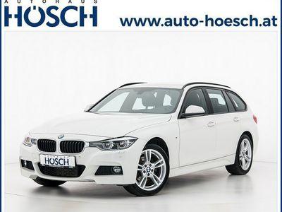 gebraucht BMW 320 d xDrive Kombi M-Sport Aut. LP:62.165,-/mtl.215.-*