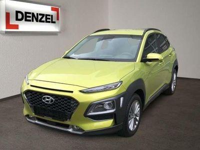 gebraucht Hyundai Kona 1,6 T-GDi 4WD Level 5 DCT Aut. SUV / Geländewagen,
