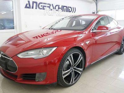 gebraucht Tesla Model S 70D Allrad, Autopilot, 1.Besitz, MwSt. ausweisbar