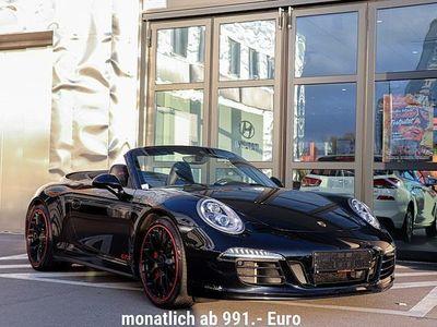gebraucht Porsche 911 Carrera GTS Urmodell Cabrio DSG