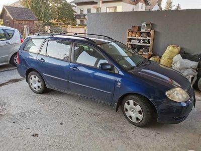 gebraucht Toyota Corolla Kombi 2,0 D-4D Kombi / Family Van