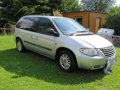 gebraucht Chrysler Voyager 2,5 CRD Kombi / Family Van