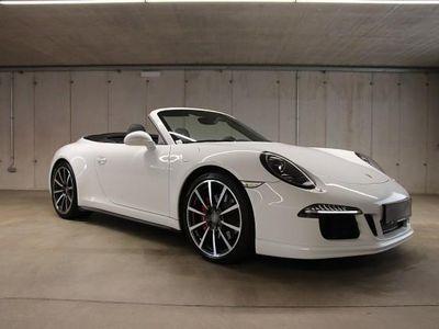 brugt Porsche 911 Carrera 4S Cabriolet PDK ***EIN TRAUM***