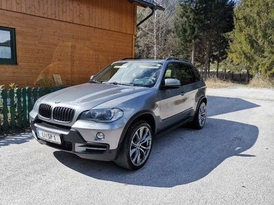 gebraucht BMW X5 3,0d Österreich-Paket Aut.