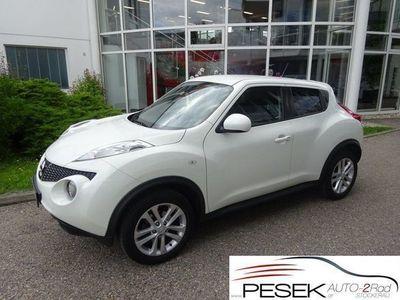 gebraucht Nissan Juke Tekna 1,6i 2WD