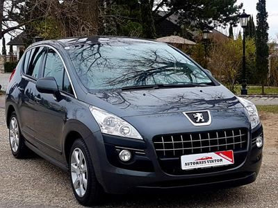 brugt Peugeot 3008 1,6 HDi 115 FAP Access**PICKERL 05.2020 INK 4** Limousine,
