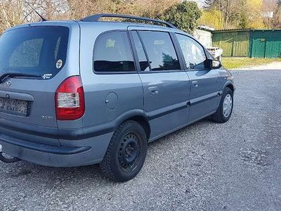 brugt Opel Zafira 2.0 Diesel Kombi / Family Van,
