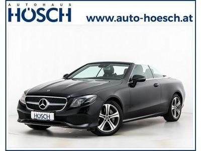 brugt Mercedes E300 Cabrio Avantgarde Aut. LP:87.804.-€