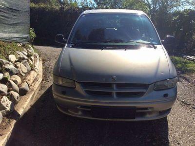 gebraucht Chrysler Voyager GS 2,5 Turbodiesel Kombi / Family Van