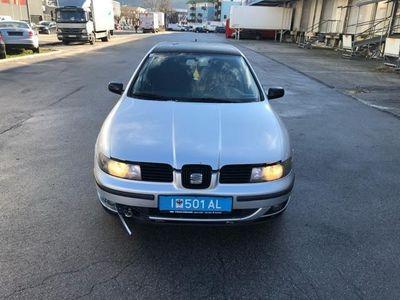 gebraucht Seat Leon 1.9 TDI Top Sport