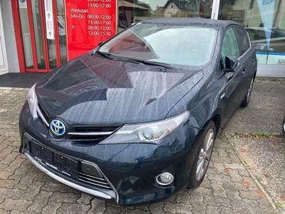 gebraucht Toyota Auris 1,8 VVT-i Hybrid Lounge NAVI AHV
