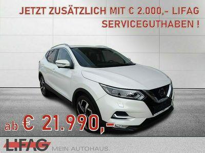 gebraucht Nissan Qashqai 12 Tekna *ab € 21.990-*