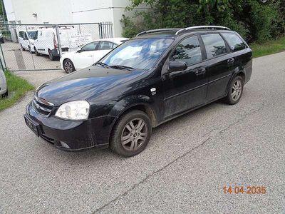 gebraucht Chevrolet Nubira Kombi 1,8 CDX Automatic * Klima Kombi / Family Van