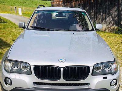 gebraucht BMW X3 SUV / Geländewagen