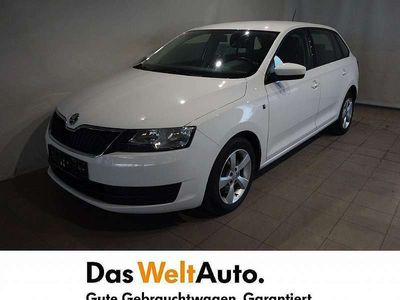 gebraucht Skoda Rapid Spaceback Ambition TDI
