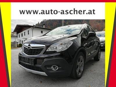 gebraucht Opel Mokka 1,7 CDTI Ecotec Cosmo Start/Stop System SUV / Geländewagen,
