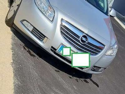 gebraucht Opel Insignia 2.0 CDTI, Motorservice gemacht Kombi / Family Van