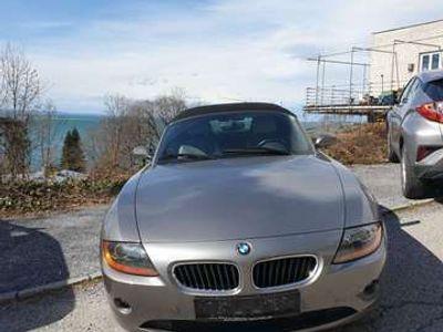 gebraucht BMW Z4 2,5i