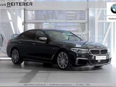 brugt BMW M550 5er-Reihe i xDrive Aut. Limousine,